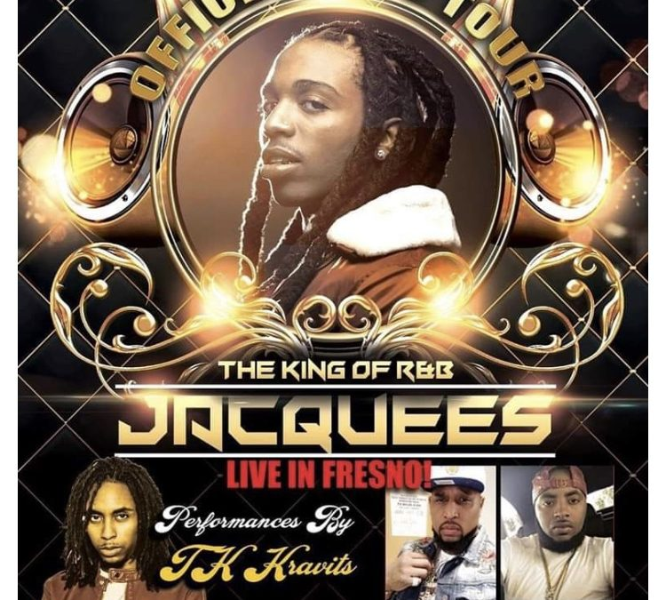 Jacquees Tour In Fresno