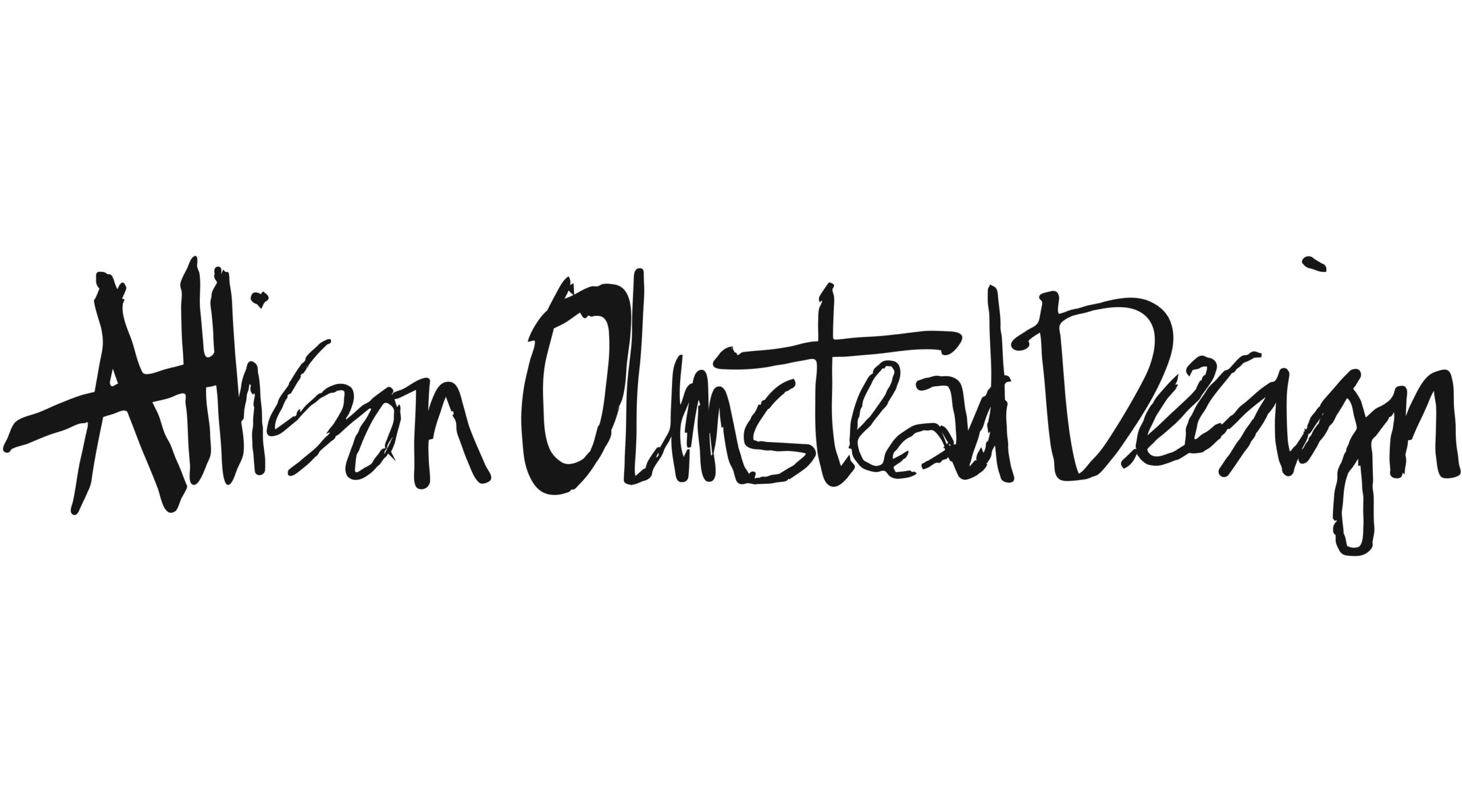 Allison Olmstead Logo