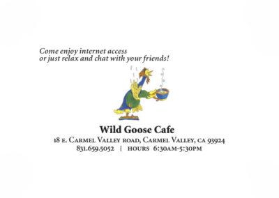 Wild Goose BC Front