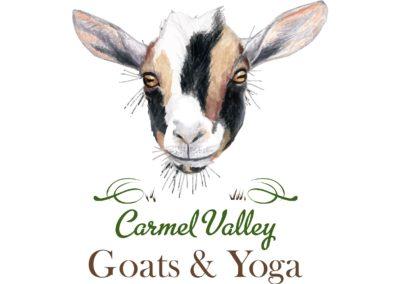 Goat Yoga Logo